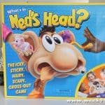 What's in Ned's Head is a Gross and Fun Game for Kids of All Ages