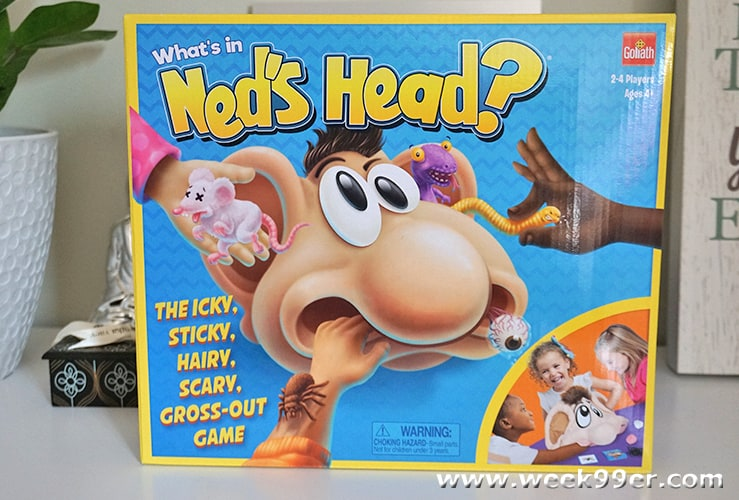 What's in Ned's Head Review