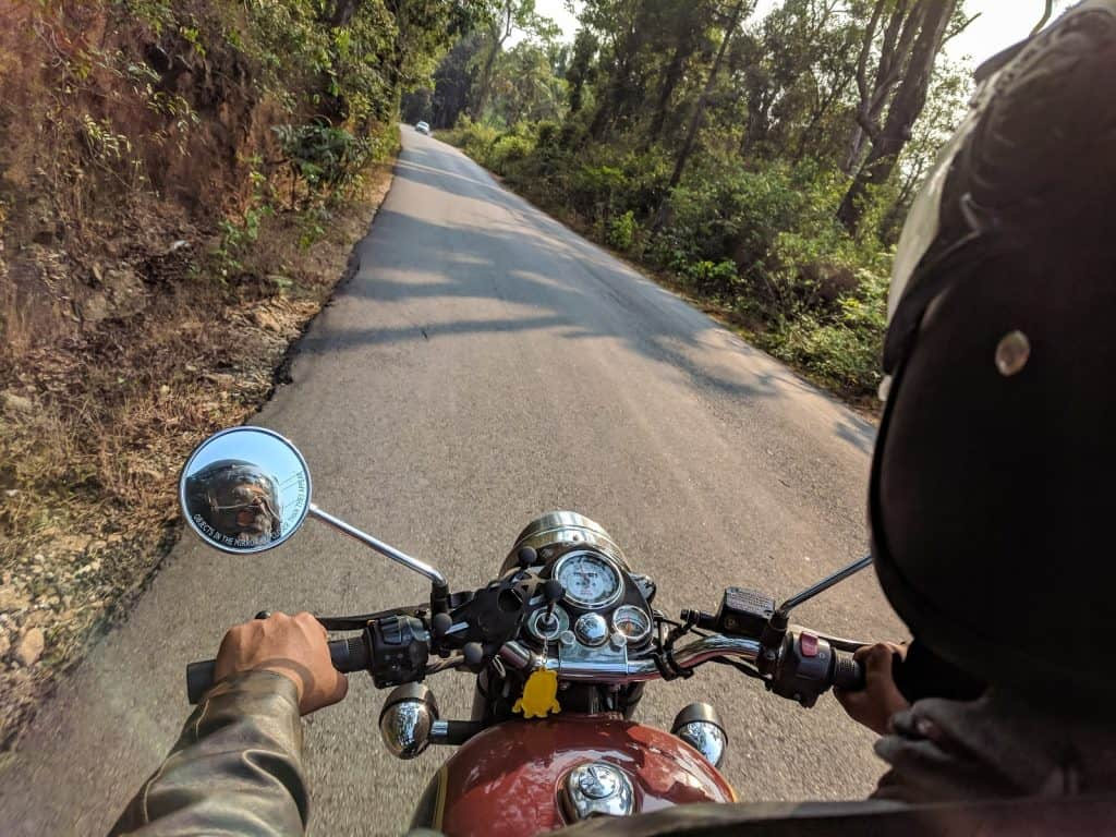Important Considerations For Your First Motorcycle Road Trip