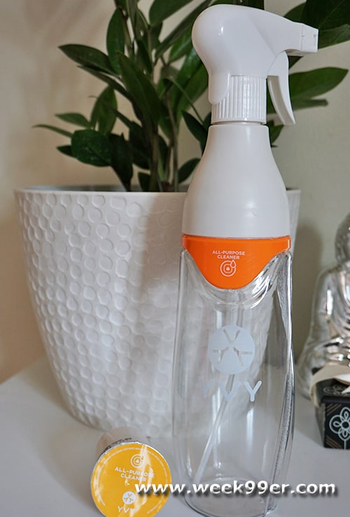 YVY Natural Cleaner Review