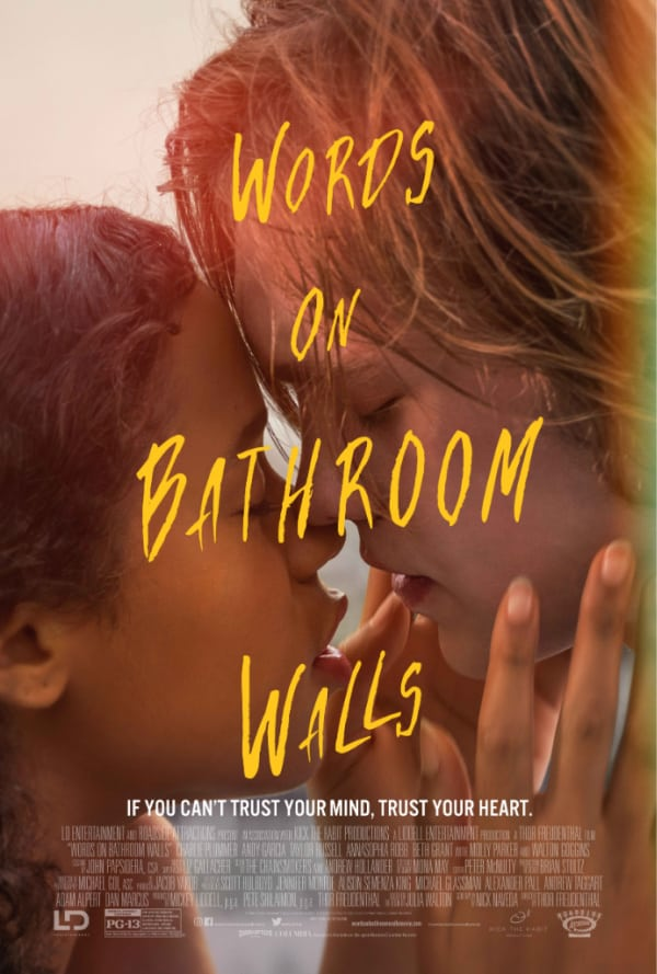 Words on the Bathroom Walls Movie Review