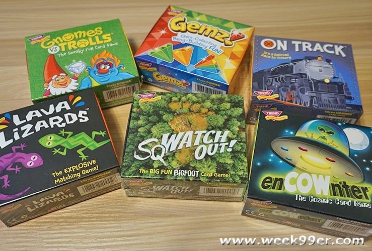 Pocket Sized Card Game Review