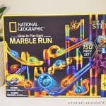 National Geographic's Marble Run Brings Fun to Learning