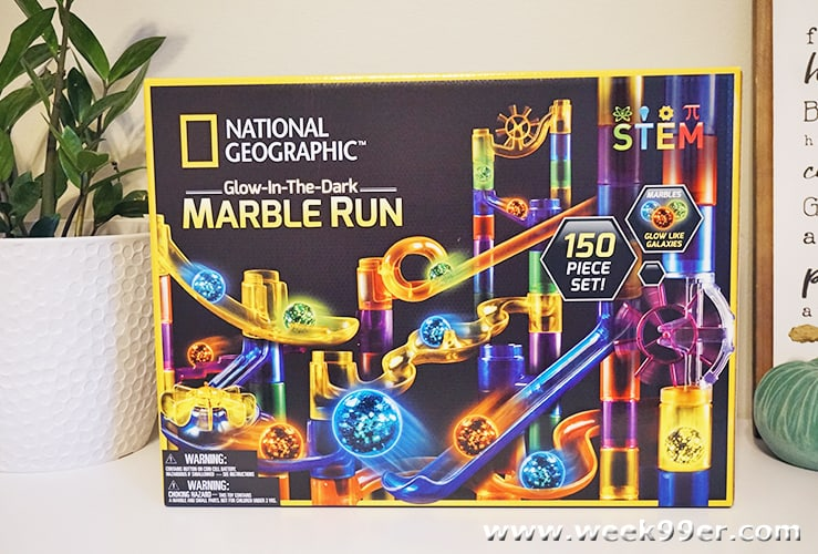 National Geographic Marble Run Review