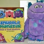 Make Bedtime More Fun with Snuggle Monster