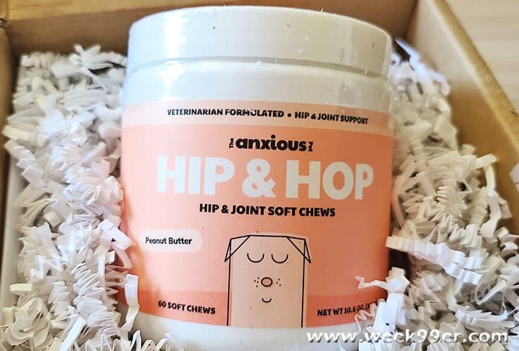 Anxious Pet Hip & Hop Review