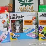 Ask Einstein Makes Learning Fun