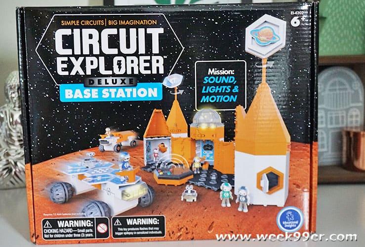 Circuit Explorer Deluxe Base Station Set Review