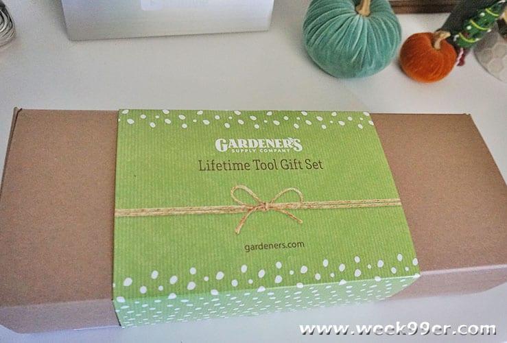 Lifetime Garden Tool Giftset Review