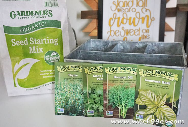 Counter top Herb Set Review