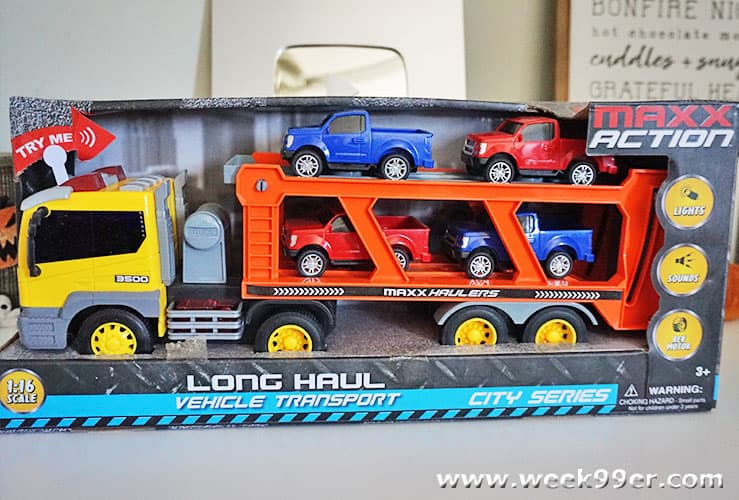 Maxx Action Long Haul Truck Review