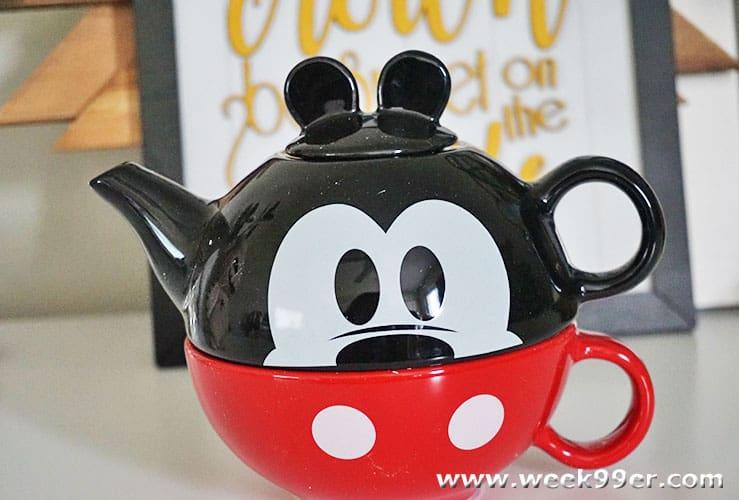 Mickey Mouse Tea Pot Review