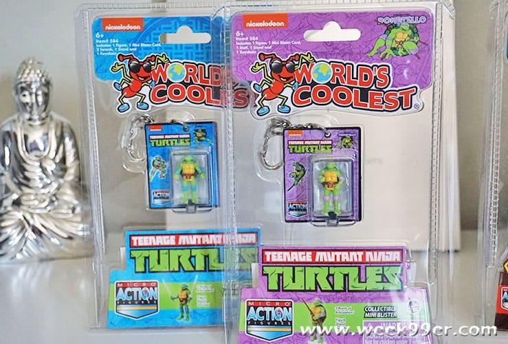 World's Coolest Mini Toys Ninja Turtles