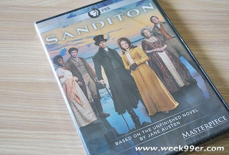 Sanditon DVD Review