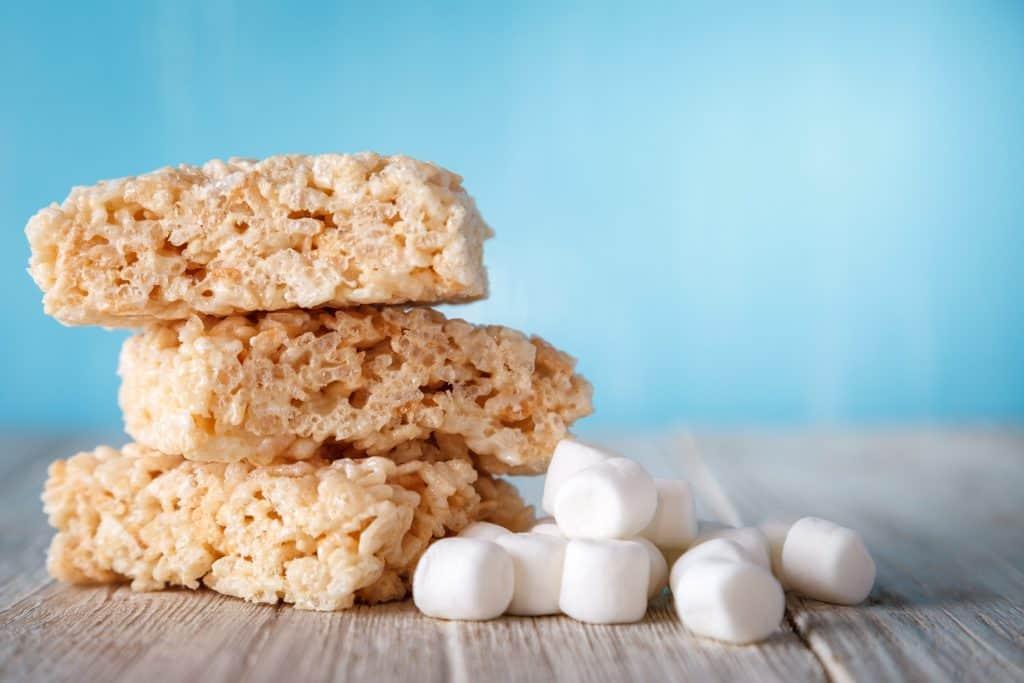 Brown butter Rice Crispy Treats Recipe