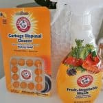 Arm & Hammer Kitchen Products to Keep Your Home Clean and Fresh