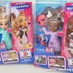 FailFix Allows Your Kid to Play Beauty Shop with a New Type of Doll