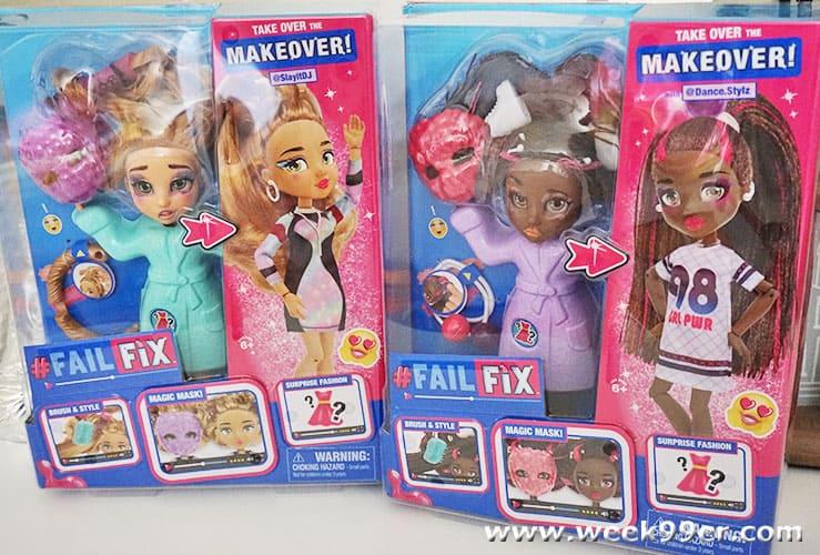 Fail Fix Doll Review