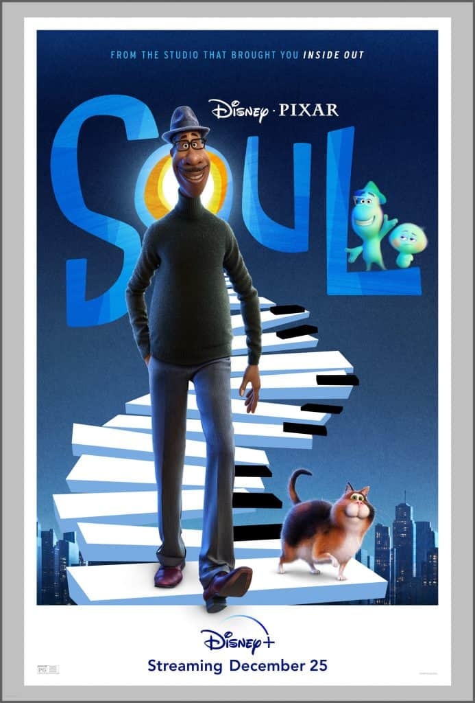 Disney Pixar Soul Movie Review