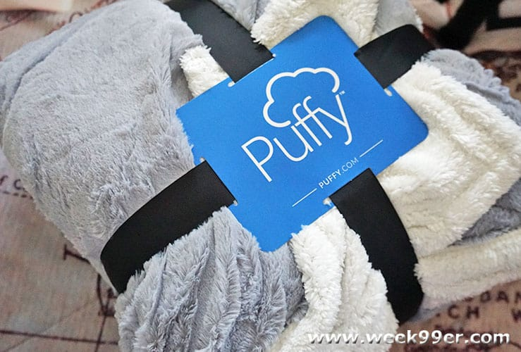 Puffy Blanket review