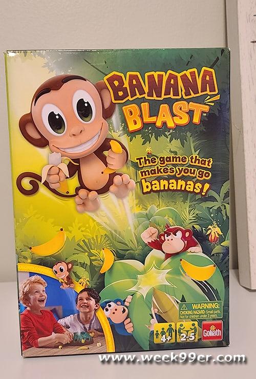 Banana Blast game review