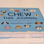 Chew This Journal Let's You Create New Memories with Your Furry Friend