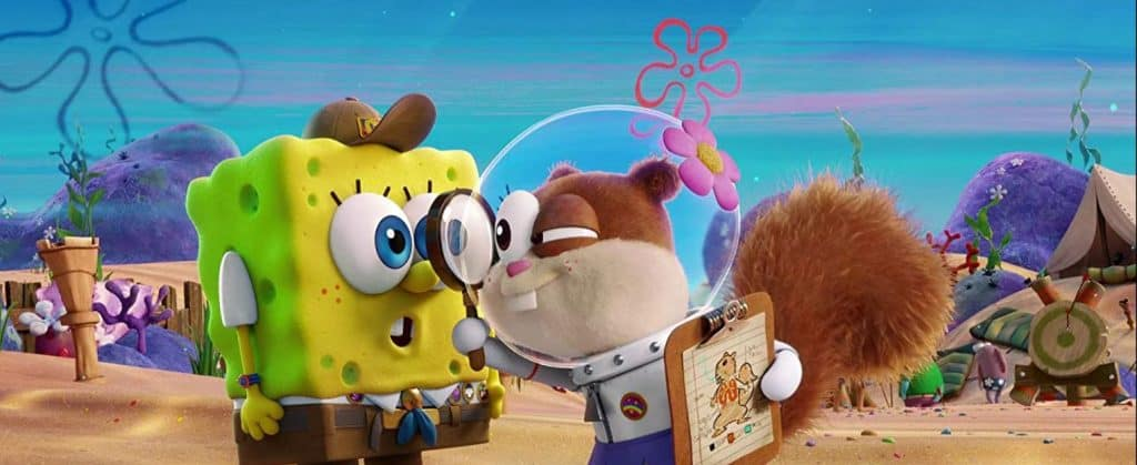 The Spongebob Movie Sponge on the Run Review
