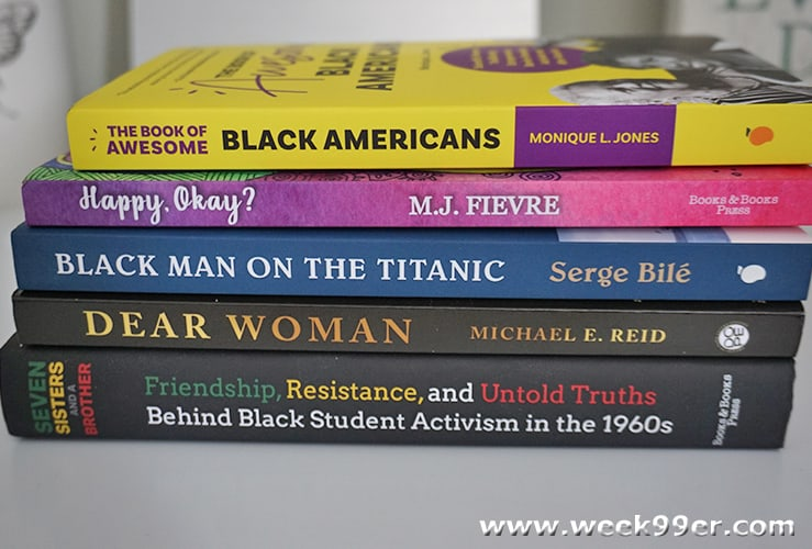 Black History Month Books to Read