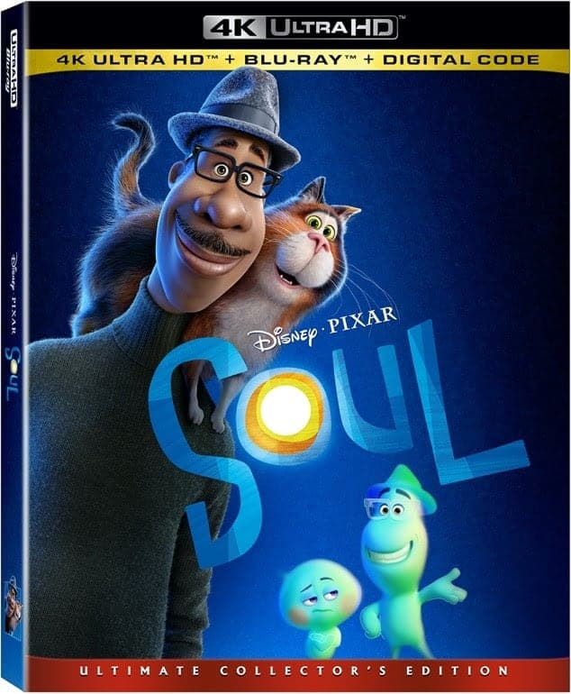 Disney and Pixar's Soul Comes Home to Blu-Ray