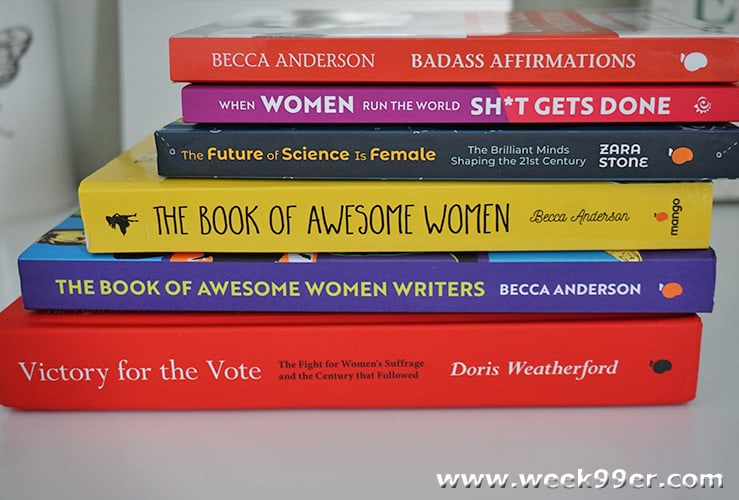 Books to Read for Women's History Month