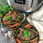 Making the Best Pot Roast in Your Instant Pot