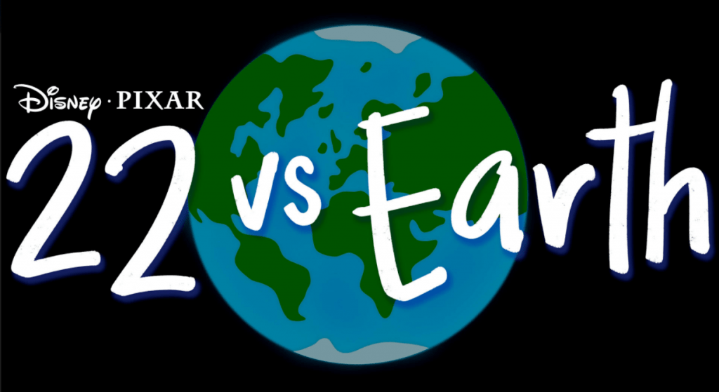 22 vs Earth animated short review
