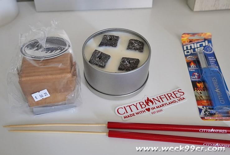 City Bonfires Review