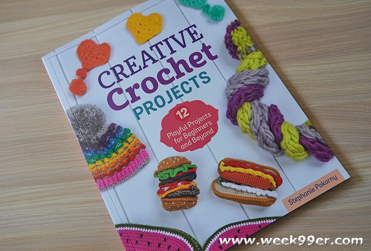 Creative Crochet Project Book Review