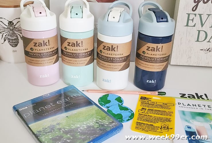 Make a Commitment to the Earth with Zak Planeterra