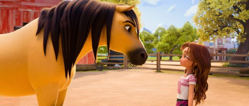 Spirit Untamed movie review