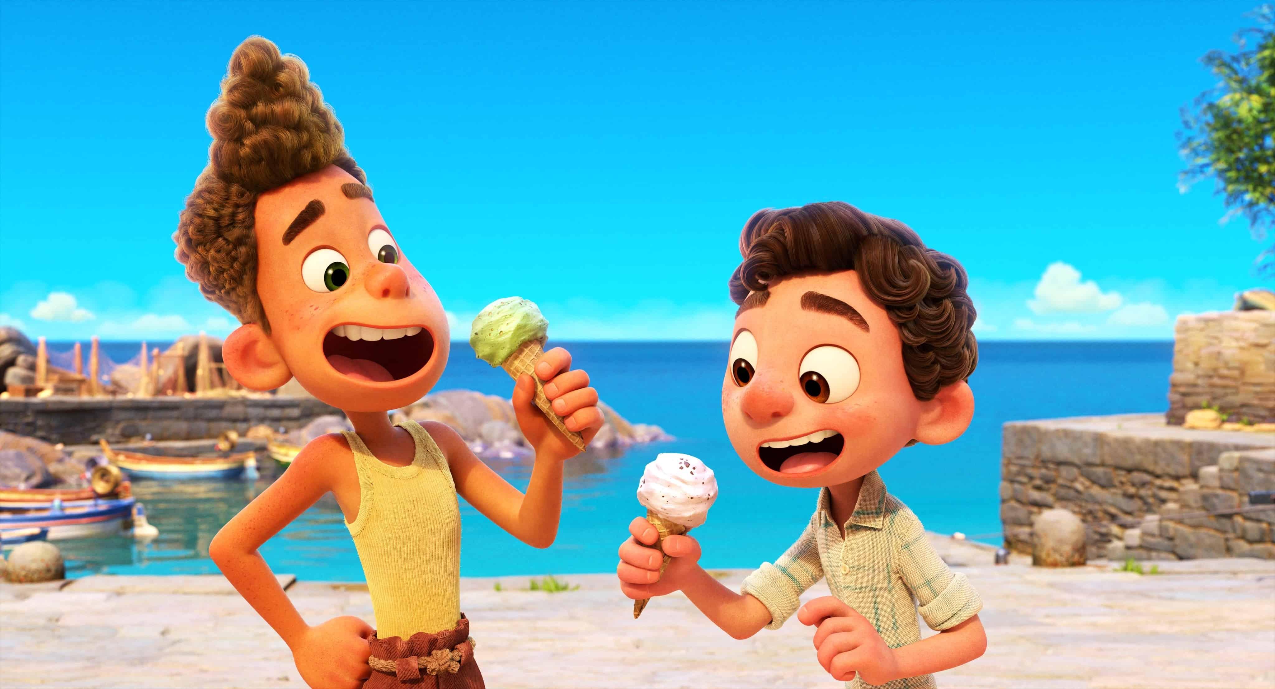 Pixar Luca Review
