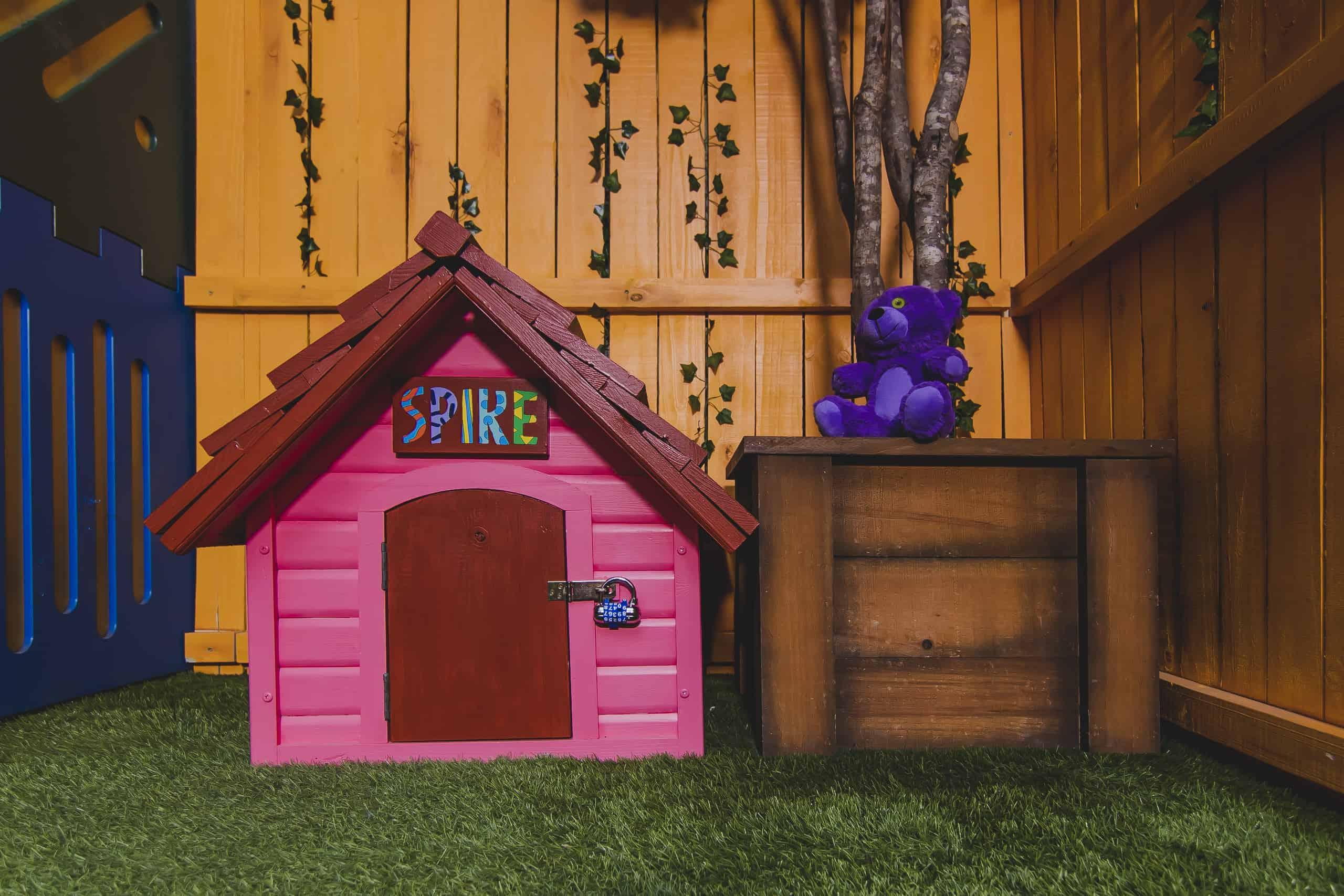Rugrats Escape Room
