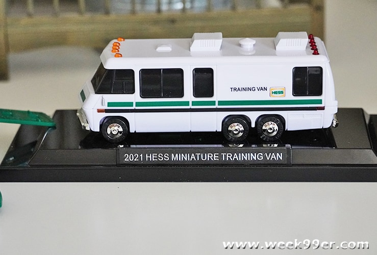 Hess Truck 2021 Mini Collection