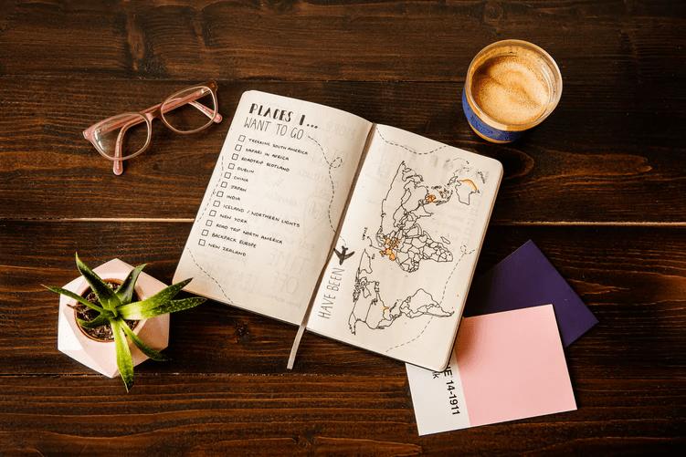 4 Tips For Easier Travel Planning