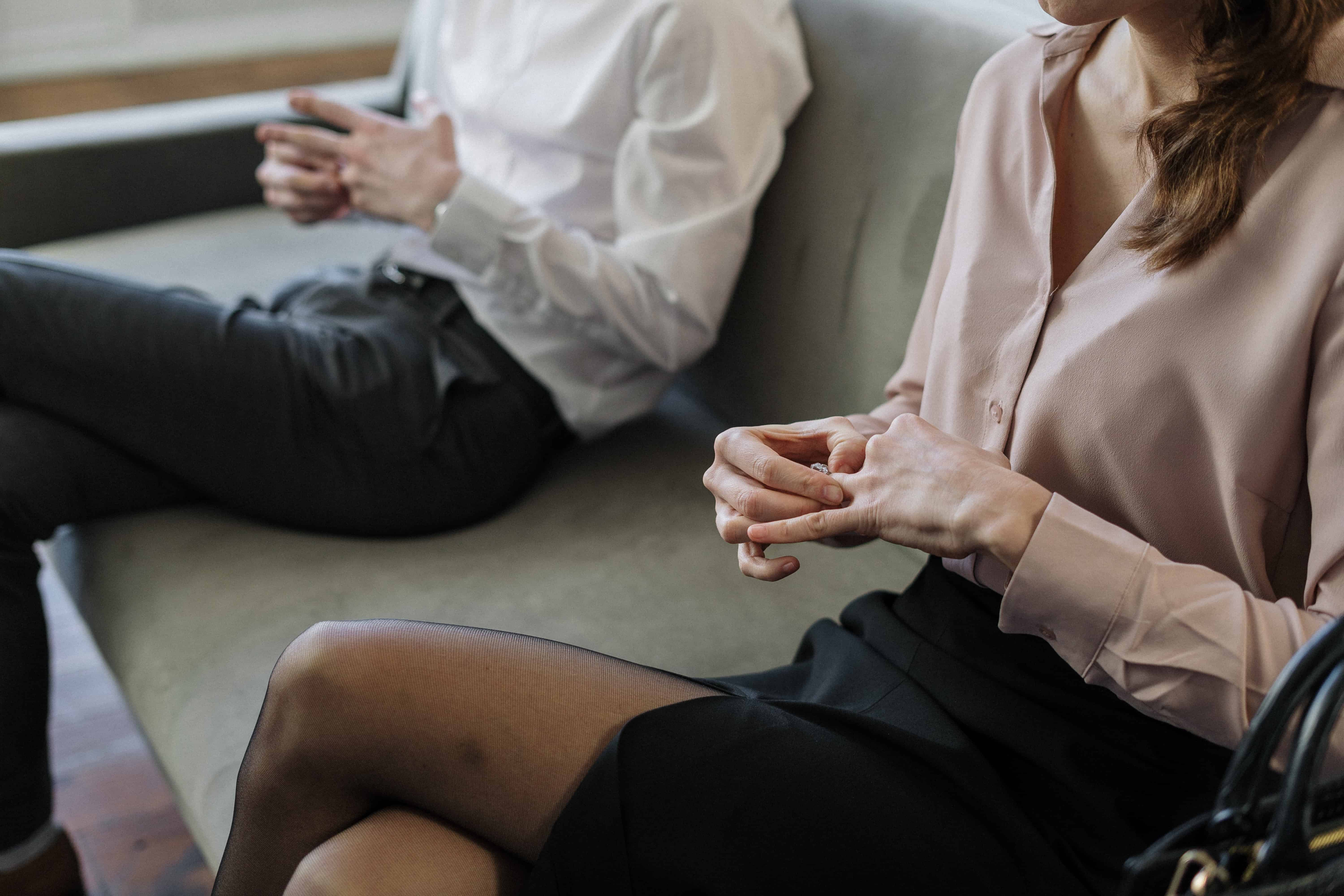 What Does It Mean If My Spouse Won't Go To Therapy?