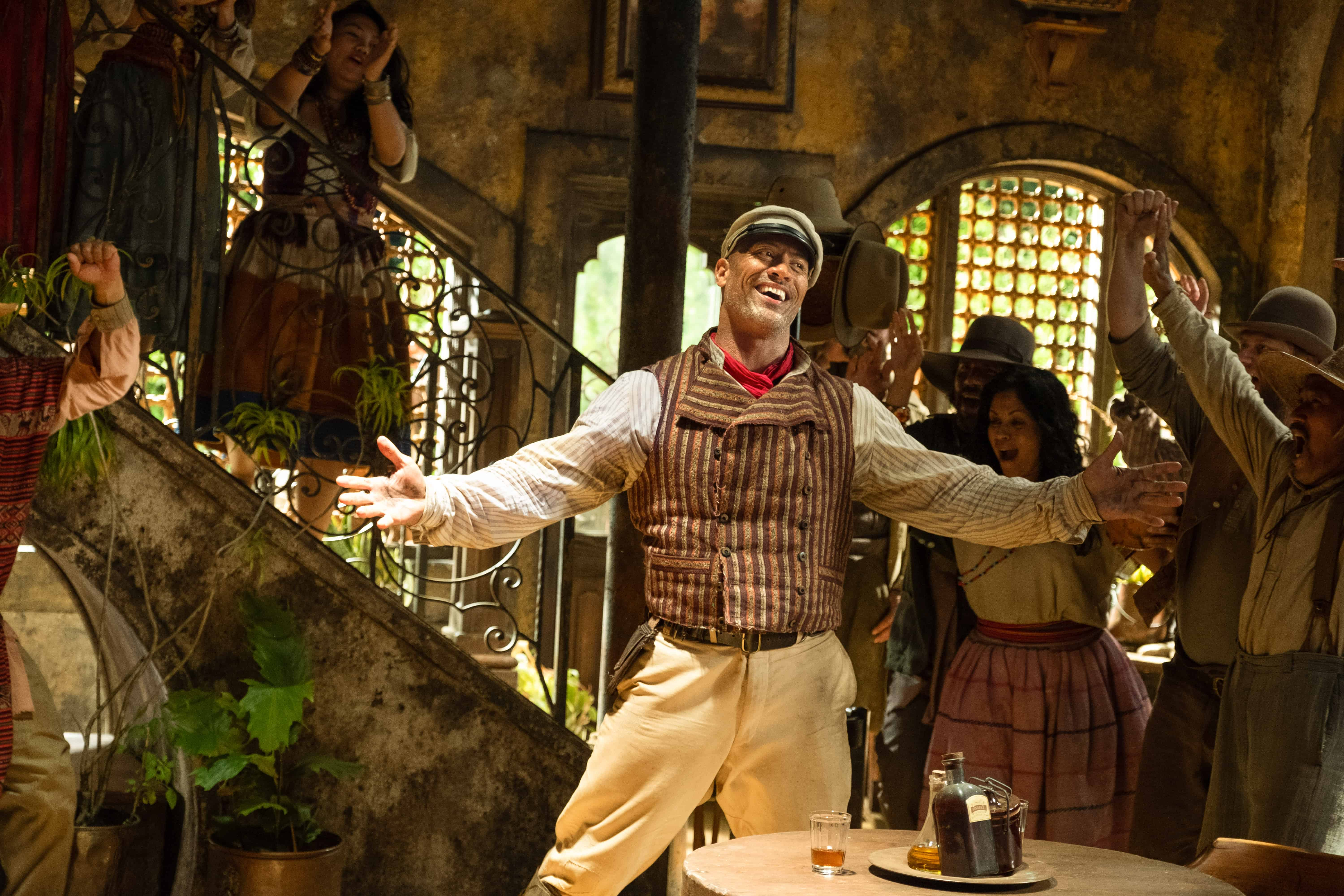 Jungle Cruise Movie Review