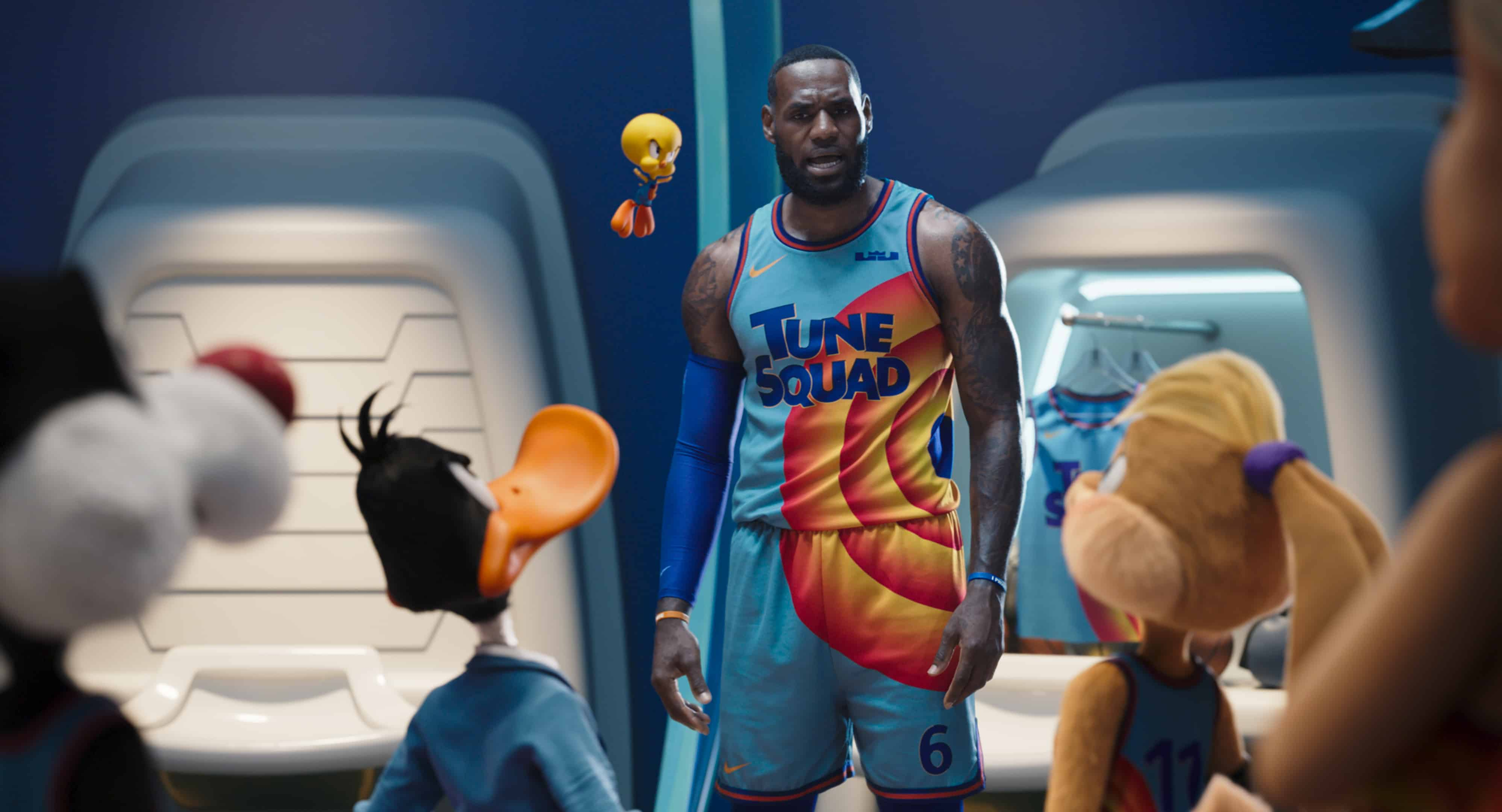 Space Jam A New Legacy Movie Review