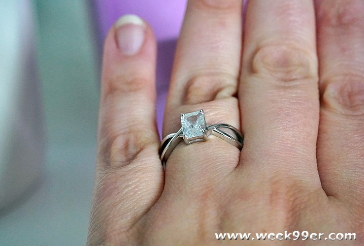Starlette Galleria Ring Review