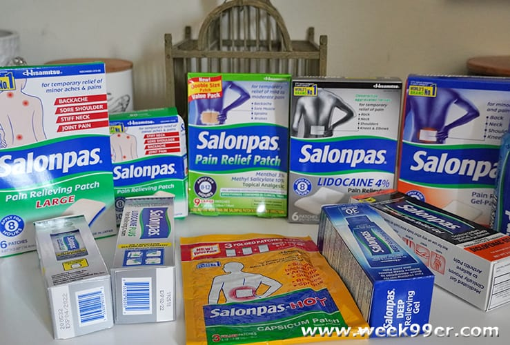 Salonpas Medical Grade