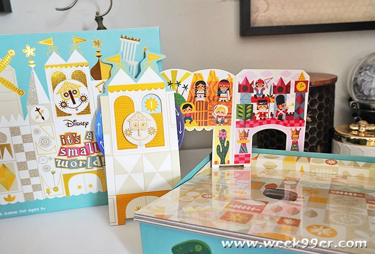 It's a Small World Board Game Review