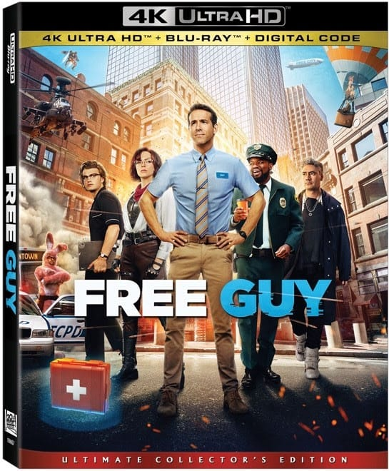 Free Guy At Home Release Dates