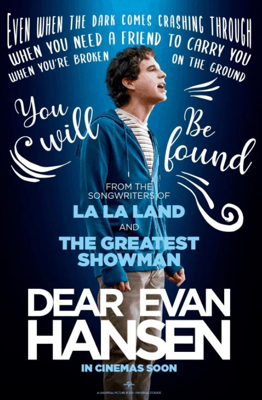 Free Screening of Dear Evan Hansen