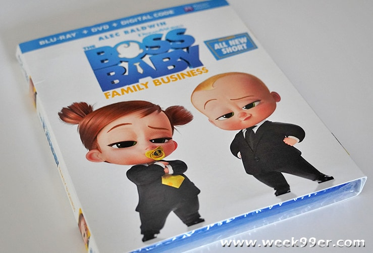 The Boss Baby: Family Business Comes Home Loaded with Bonus Content