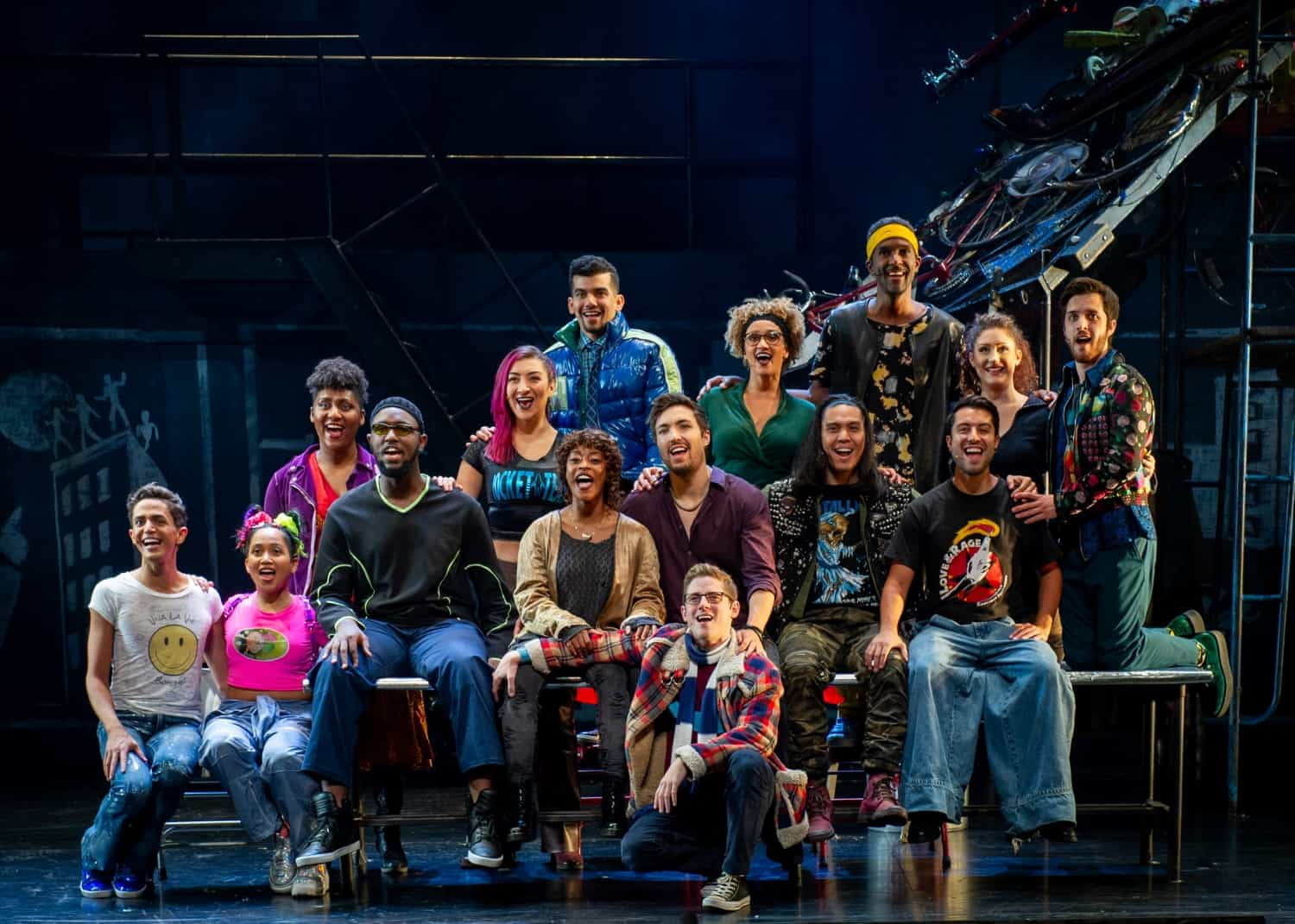 Broadway in Detroit Returns with Rent